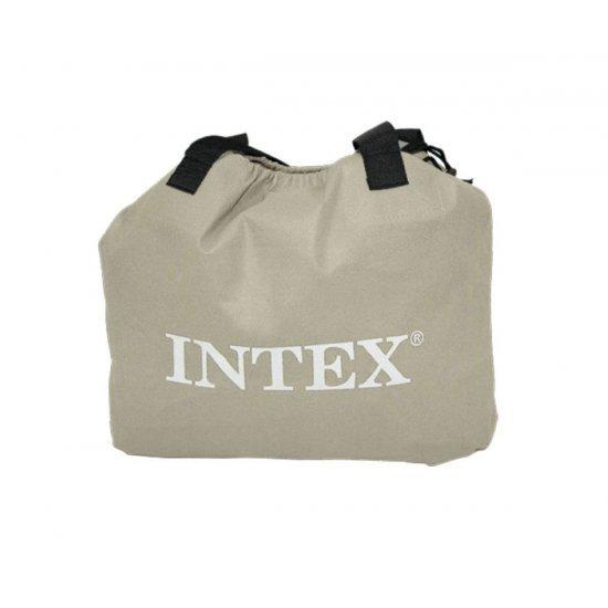 Надуваем матрак с помпа 99х191х51см 64444 Intex