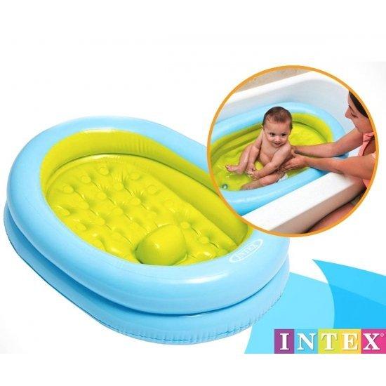 Надуваема бебешка вана  86х64х23см 48421EE Intex