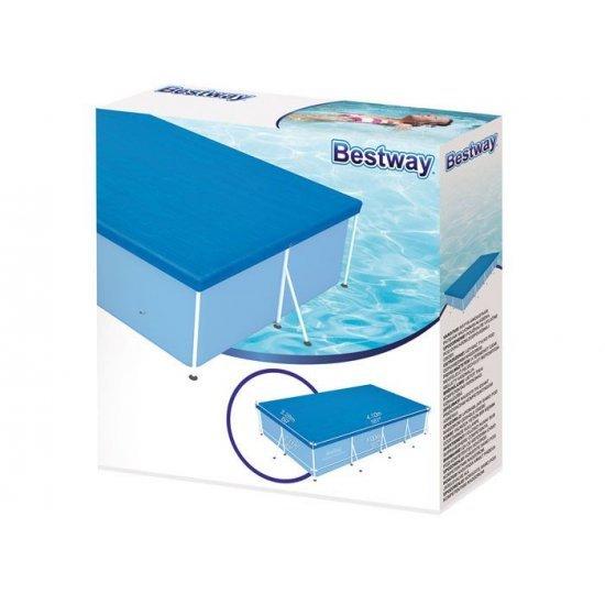 Покривало за сглобяем басейн 400x211см 58107 Bestway
