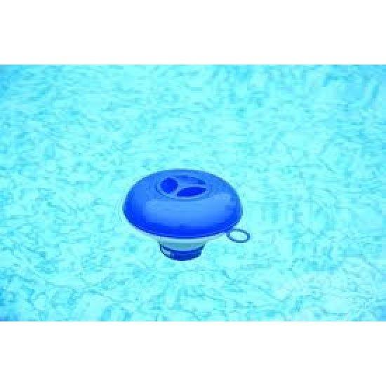 Плаваща система - диспенсър за хлорни таблетки 58210 Bestway