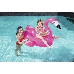 Надуваем детски дюшек Фламинго 135х119см 41103 Bestway