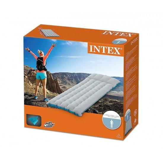 Надуваем дюшек за къмпинг INTEX Camping