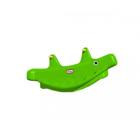 Люлка за 2 деца Little Tikes - зелена