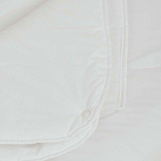 Олекотена завивка ранфорс 4-ри сезона  150 гр. и 250гр  200/210 -  Бял 2 броя