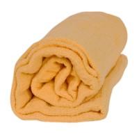Одеяло Вафел 200/220 - Жълт