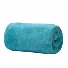 Одеяло Микрофибър 16-5127 ТРХ, 150/200 - Тюркоаз