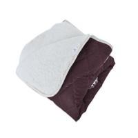 Олекотена завивка ранфорс/шерпа 200 гр. вата 150/210 - Бамбук