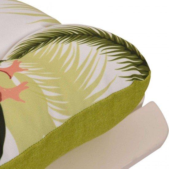 Възглавница за стол  печат 38/38 - Фламинго 1
