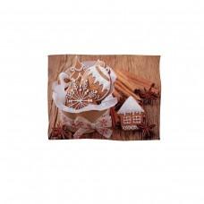 Хавлиена кърпа DF печат 30/50 - Курабийки
