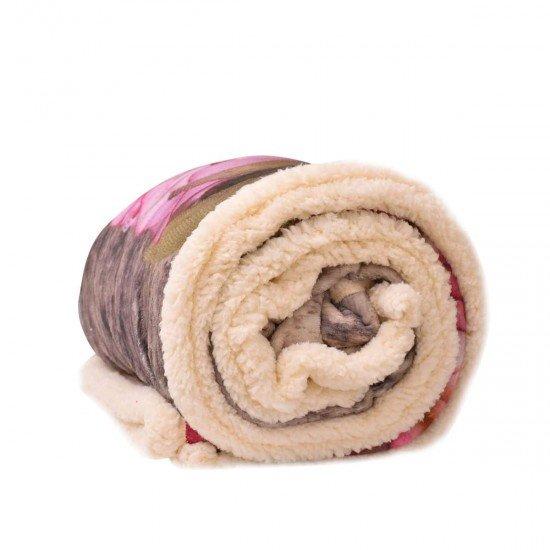 Одеяло DF печат 120/150 - Рози