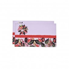 Комплект подложки Тринити печат 28/50 - Коледни Листа 4бр.