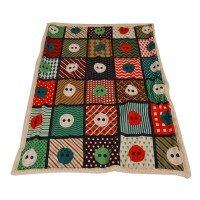 Одеяло DF печат 120/150 - Коледни Кончета
