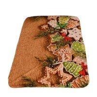 Одеяло DF печат 150/200 - Коледни Курабии