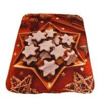 Одеяло DF печат 150/200 - Коледни Сладки