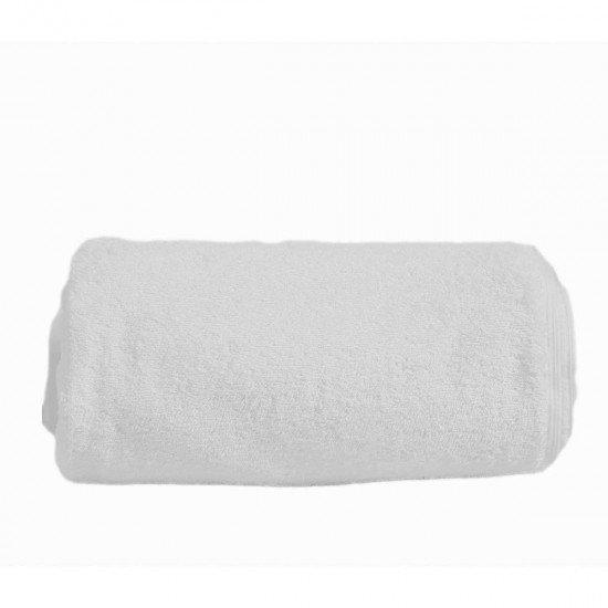 Хавлиена кърпа хотелска 400 ГР./М2. 45/90 - Бял