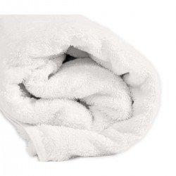 Хавлиена кърпа хотелска 500 ГР./М2. 30/50 - Бял