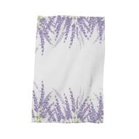 Хавлиена кърпа DF печат 50/100 - Лавандула