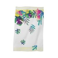 Хавлиена кърпа DF печат 50/100 - Листа