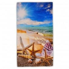 Хавлиена кърпа DF печат 100/170 - Морско Сияние