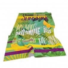 Хавлиена кърпа DF печат 100/170 - Банани