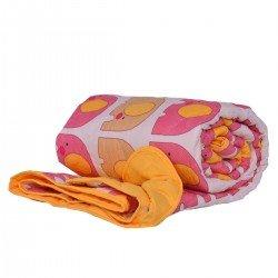 Покривало за легло микрофибър щампа Сами 210/240
