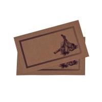 Комплект подложки Тринити печат 28/50 - Лук 2бр.
