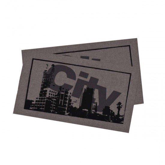 Комплект подложки Тринити печат 28/50 - Сити 2бр.