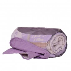 Покривало за легло микрофибър печат Грамофон 140/210