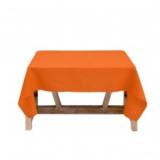 Покривка за маса Тринити 120/150 - Оранжев
