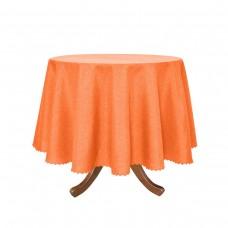 Покривка за маса Тринити  Ф 150 - Оранжев