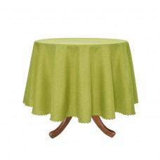 Покривка за маса Тринити  Ф 150 - Зелен