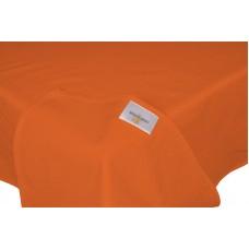 Долен чаршаф ранфорс 150/240 - Оранжев