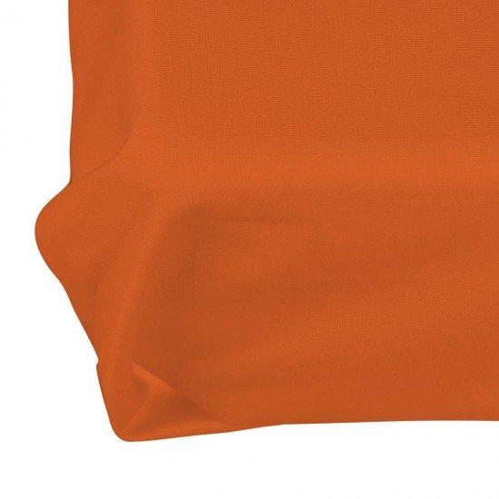 Долен чаршаф ранфорс 220/240 - Оранжев