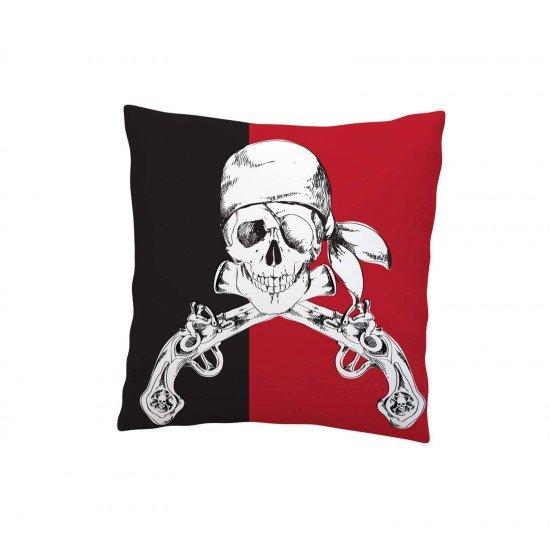 Декоративна възглавница 3D принт 45/45 - Пирати