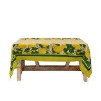 Покривка за маса Поликанава печат 100/150 - Лимони