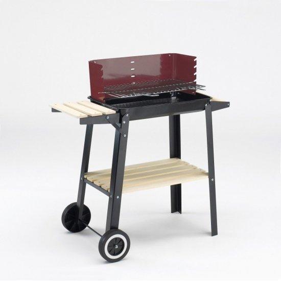 Барбекю за дървени въглища 84x87x44см 0566 Landmann