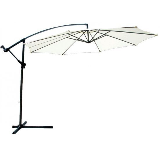 Чадър метална стойка Top Garden 929950