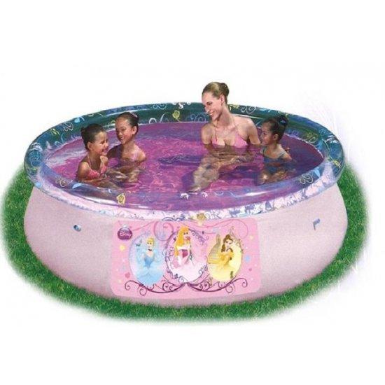 Детски фамилен басейн Bestway Princess 244 см