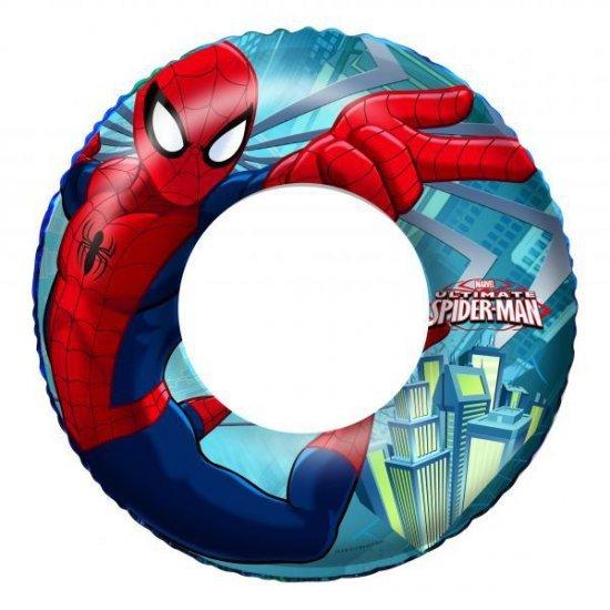 Детски надуваем пояс Bestway Spiderman 56 см