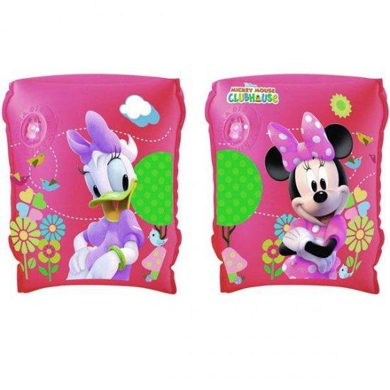 Детски надуваем пояс за ръце Bestway Minnie Mouse