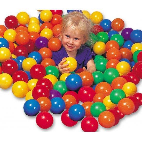 Малки топки 100 броя 6.5 см 49602NP Intex