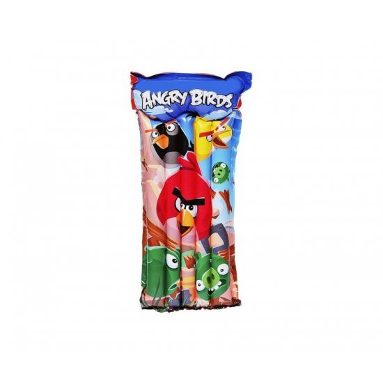 Надуваем детски дюшек Bestway Angry Birds