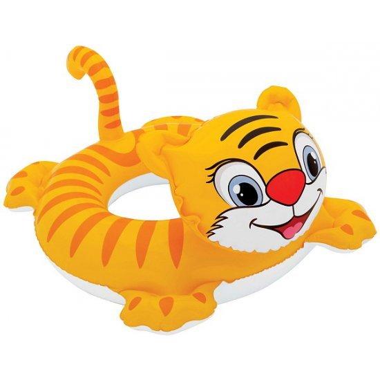 Надуваем детски пояс Intex Тигър