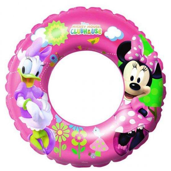 Надуваем пояс Bestway Minnie Mouse 56 см