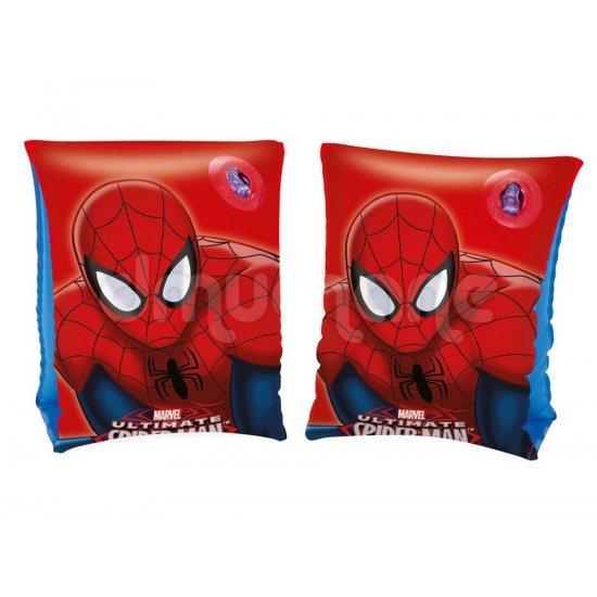 Надуваем пояс за ръце Bestway Spiderman