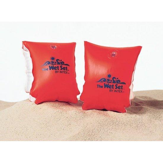 Надуваем пояс за ръце Червени 23х15см 58642EU Intex