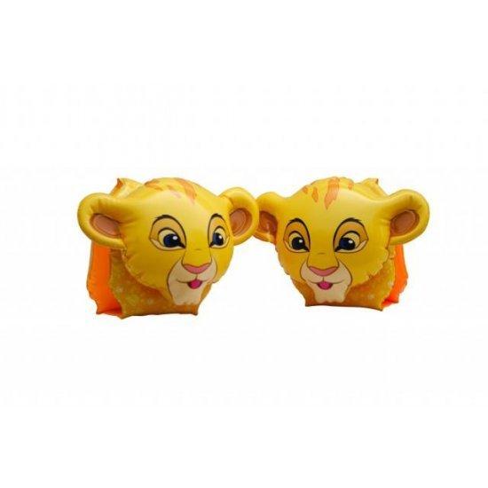 Надуваем пояс за ръце Intex Цар Лъв