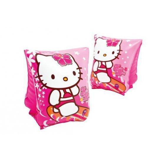 Надуваем пояс за ръце Intex Hello Kitty 23 x 15 см