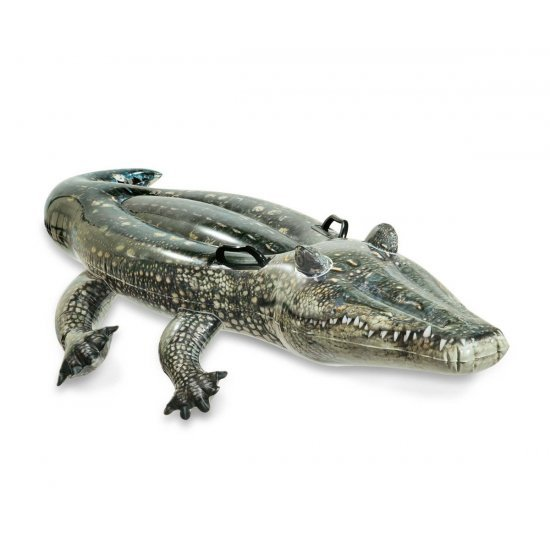 Надуваем реалистичен алигатор 170х86см 57551NP Intex