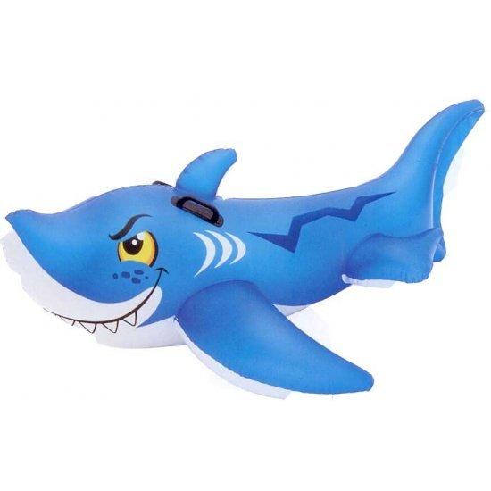 Надуваема детска играчка Intex Акула 154 x 104 см